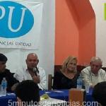 EL PERONISMO PARA EL DESARROLLO EN ACCIÓN, ESTA VEZ LA 5º SECCIÓN ELECTORAL