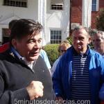 MARIO ISHII ALENTÓ Y DESPIDIÓ DEPORTISTAS PACEÑOS QUE COMPETIRÁN EN VOLEY Y TAEKWONDO