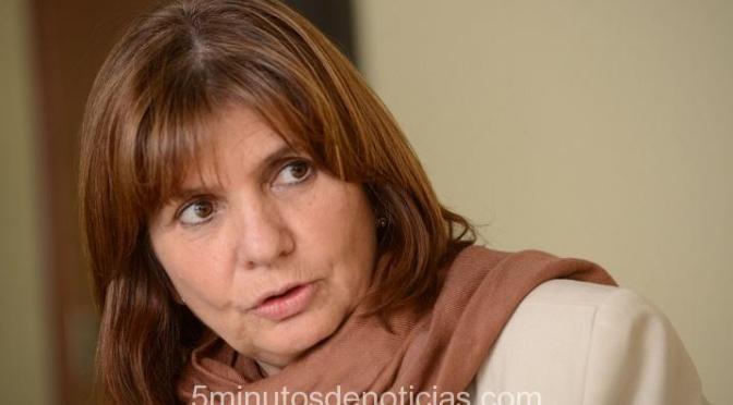 """PATRICIA BULLRICH: """"NECESITAMOS UN SINDICALISMO DEL SIGLO XXI"""""""