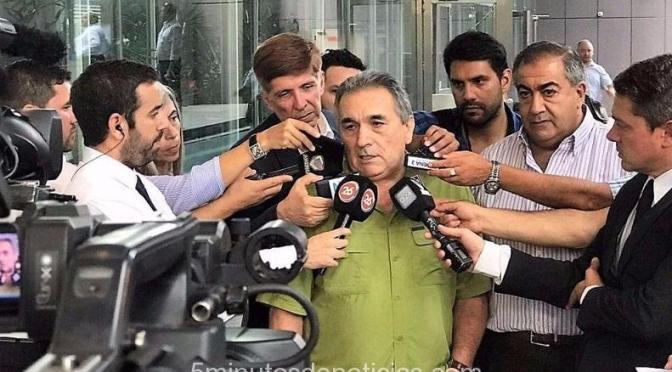 SCHMID LE RECORDÓ AL PRESIDENTE MACRI LOS ESCÁNDALOS DE CORRUPCIÓN QUE SALPICAN A SU GOBIERNO