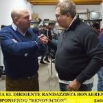 PEPE D'AGATA EL DIRIGENTE RANDAZZISTA BONAERENSE QUE SE REBELÓ PROPONIENDO RENOVACIÓN