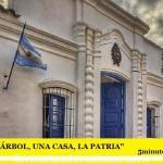 UN ÁRBOL, UNA CASA, LA PATRIA