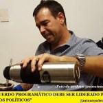 UN ACUERDO PROGRAMÁTICO DEBE SER LIDERADO POR LOS PARTIDOS POLÍTICOS