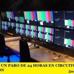 SATSAID VA A UN PARO DE 24 HORAS EN CIRCUITOS CERRADOS DE TELEVISIÓN