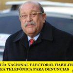 PASO: LA FISCALÍA NACIONAL ELECTORAL HABILITÓ UNA PÁGINA WEB Y UNA LÍNEA TELEFÓNICA PARA DENUNCIAS