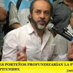 LOS DOCENTES PORTEÑOS PROFUNDIZARÍAN LA PROTESTA EN AGOSTO Y SEPTIEMBRE