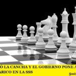 LA CGT MARCÓ LA CANCHA Y EL GOBIERNO PONE A PITRAU EN TRABAJO Y TARICO EN LA SSS