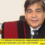 MARIO ISHII Y UNIDAD CIUDADANA ARRASARON EN JOSÉ C. PAZ TRIUNFARON CON MÁS DEL 52% DE LOS VOTOS