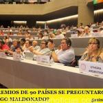 GINEBRA: GREMIOS DE 90 PAÍSES SE PREGUNTARON ¿DÓNDE ESTÁ SANTIAGO MALDONADO?