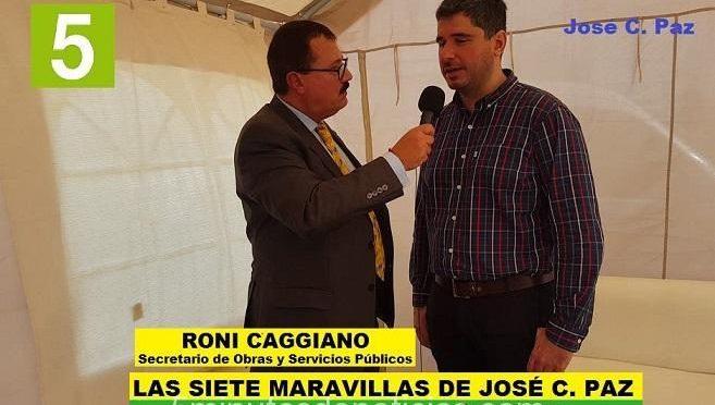"""RONI CAGGIANO: """"LO QUE TRABAJÓ MARIO ISHII Y TODO SU EQUIPO ESTE AÑO Y MEDIO ES IMPRESIONANTE"""""""