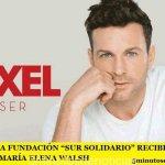 """AXEL Y LA FUNDACIÓN """"SUR SOLIDARIO"""" RECIBIRÁN EL PREMIO MARÍA ELENA WALSH"""