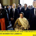 LA IGLESIA ALZÓ NUEVAMENTE SU VOZ Y RECHAZA LA REFORMA EDUCATIVA DE RODRÍGUEZ LARRETA