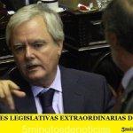 HABRÁ SESIONES LEGISLATIVAS EXTRAORDINARIAS DEL CONGRESO EN FEBRERO