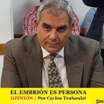 EL EMBRIÓN ES PERSONA