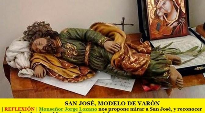 SAN JOSÉ, MODELO DE VARÓN