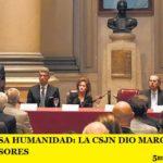 DELITOS DE LESA HUMANIDAD: LA CSJN DIO MARCHA ATRÁS CON EL 2×1 A REPRESORES