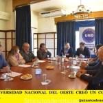LA UNIVERSIDAD NACIONAL DEL OESTE CREÓ UN CONSEJO SOCIAL