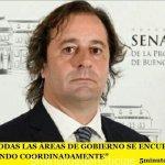 """SOOS: """"TODAS LAS ÁREAS DE GOBIERNO SE ENCUENTRAN TRABAJANDO COORDINADAMENTE"""""""
