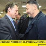 EL PJ BONAERENSE ADHIERE AL PARO NACIONAL DE LA CGT