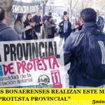 "LOS JUDICIALES BONAERENSES REALIZAN ESTE MIÉRCOLES UNA ""JORNADA DE PROTESTA PROVINCIAL"""