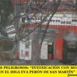 """HOSPITALES PELIGROSOS: """"INTOXICACIÓN CON MONÓXIDO DE CARBONO EN EL HIGA EVA PERÓN DE SAN MARTÍN"""""""