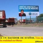 MARIO ISHII UN HACEDOR DE SUEÑOS. Con justicia social transforma la realidad en Obras