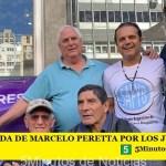 LA CRUZADA DE MARCELO PERETTA POR LOS JUBILADOS