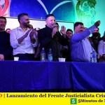 MERLO   Lanzamiento del Frente Justicialista Cristiano