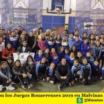 Comenzaron los Juegos Bonaerenses 2019 en Malvinas Argentinas