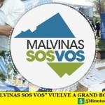 """MALVINAS SOS VOS"" VUELVE A GRAND BOURG"
