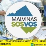 """EL OPERATIVO """"MALVINAS SOS VOS"""" ESTA SEMANA EN ING. ADOLFO SOURDEAUX"""