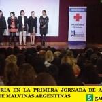 GRAN CONVOCATORIA EN LA PRIMERA JORNADA DE ACTUALIZACIÓN EN INMUNIZACIONES DE MALVINAS ARGENTINAS
