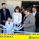 MARIO ISHII Y SU FUERTE COMPROMISO CON SU PUEBLO Y LA EDUCACIÓN PÚBLICA