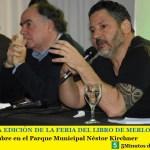 TERCERA EDICIÓN DE LA FERIA DEL LIBRO DE MERLO