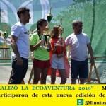 """""""MERLO REALIZÓ LA ECOAVENTURA 2019""""   Más de 9 mil personas participaron de esta nueva edición de la maratón solidaria"""