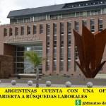 MALVINAS ARGENTINAS CUENTA CON UNA OFICINA DE EMPLEOS ABIERTA A BÚSQUEDAS LABORALES
