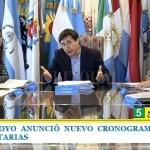 EL MINISTRO ARROYO ANUNCIÓ NUEVO CRONOGRAMA DE ENTREGA DE TARJETAS ALIMENTARIAS