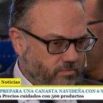 EL GOBIERNO PREPARA UNA CANASTA NAVIDEÑA CON 6 Y 8 PRODUCTOS | Acordaron Plan Precios cuidados con 500 productos