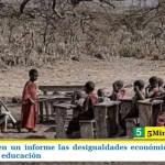 UNICEF DESTACÓ EN UN INFORME LAS DESIGUALDADES ECONÓMICAS ENTRE PAÍSES RICOS Y POBRES EN EDUCACIÓN