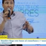 EL PLAN CONTRA EL HAMBRE LLEGA ESTE LUNES AL CONURBANO Y 7 MUNICIPIOS RECIBEN LA TARJETA ALIMENTAR