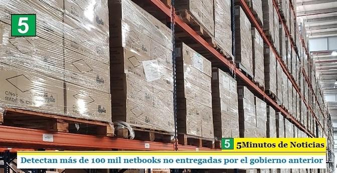 """DESPRECIO DEL EX PRESIDENTE MACRI POR LA EDUCACIÓN PÚBLICA: """"DETECTAN MÁS DE 100 MIL NETBOOKS NO ENTREGADAS"""""""