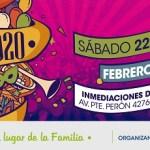 Se vienen dos noches de Carnaval para toda la familia de Malvinas Argentinas