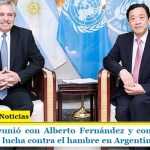 La FAO se reunió con Alberto Fernández y comprometió su apoyo para la lucha contra el hambre en Argentina