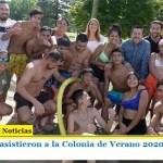 6 mil chicos asistieron a la Colonia de Verano 2020 de Malvinas Argentinas