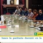 Arranca este lunes la paritaria docente en la provincia de Buenos Aires