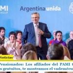 Jubilados y Pensionados: Los afiliados del PAMI tienen nuevos medicamentos gratuitos, te mostramos el vademécum completo