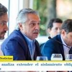 El Gobierno analiza extender el aislamiento obligatorio hasta Semana Santa