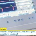 El Conicet desarrolla respiradores artificiales para ser utilizados por el sistema sanitario nacional