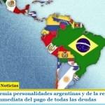 Ante la pandemia personalidades argentinas y de la región piden la suspensión inmediata del pago de todas las deudas