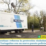 Malvinas Argentinas refuerza la protección ciudadana: ahora más seguridad en Tortuguitas con un nuevo puesto policial